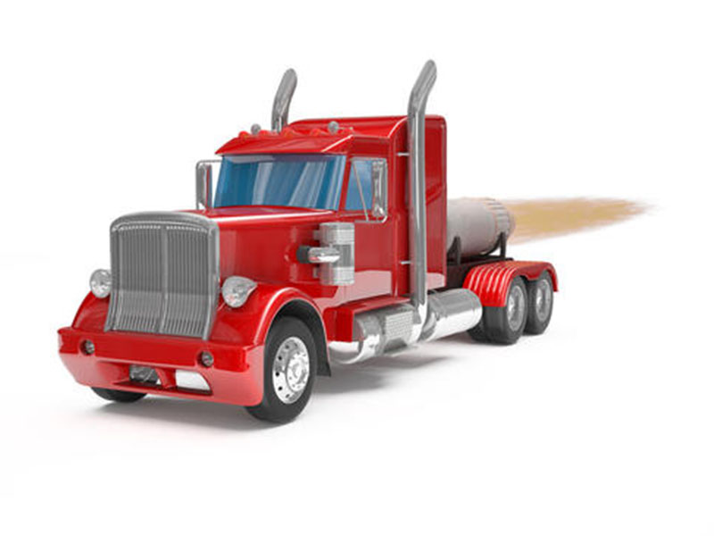 Lightweight trucks become a trend under standard freight